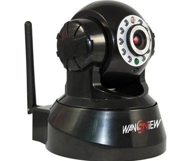 zoneminder unter ubuntu mit einer wansview ip camera. Black Bedroom Furniture Sets. Home Design Ideas