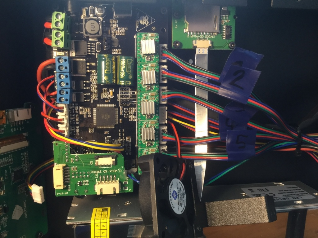 AnyCubic I3 Mega - defekt - hagenfragen de